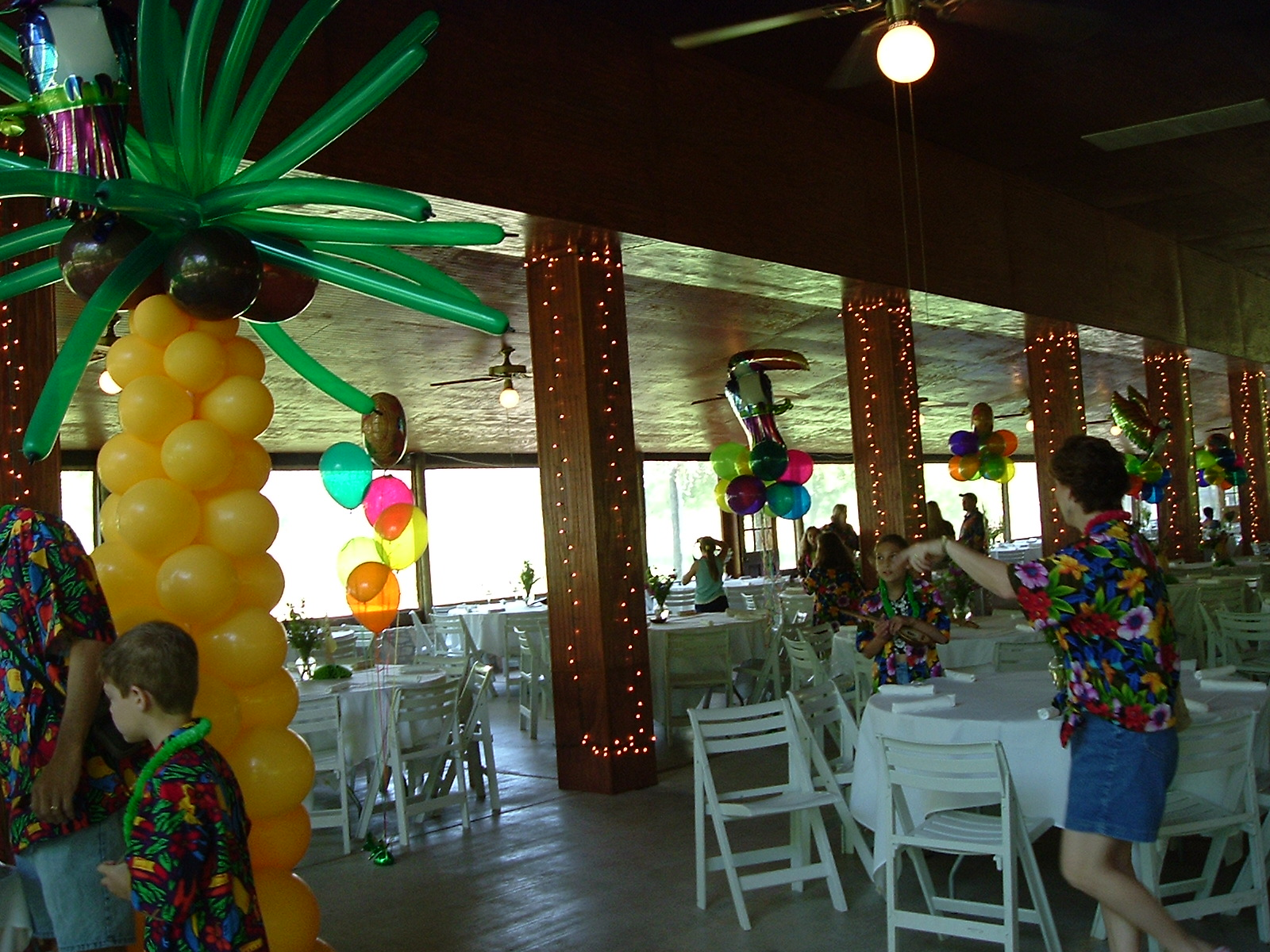 Balloon Arches Art For Your Head